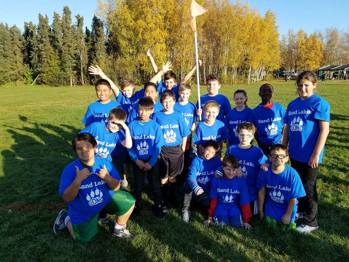 Flag Football Jamboree T-Shirt Photo