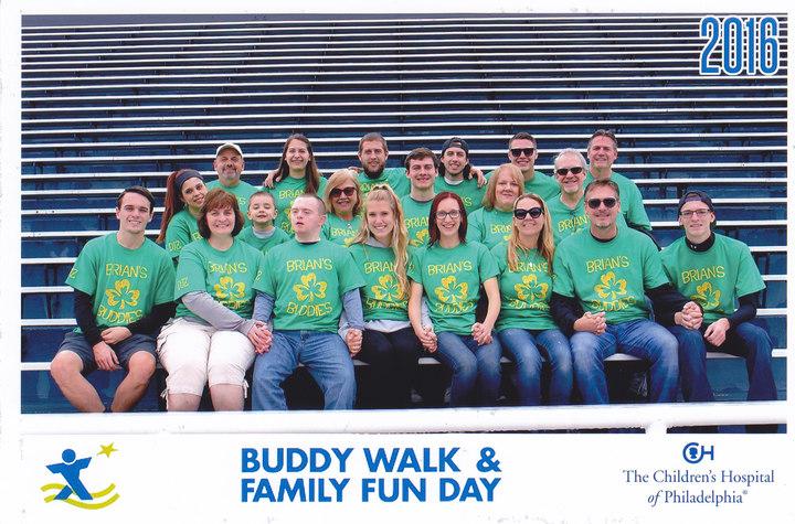 Brian's Buddies T-Shirt Photo