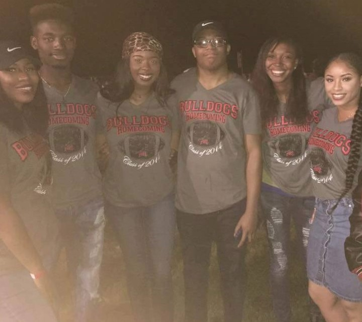 Prentiss High Homecoming 2016 T-Shirt Photo