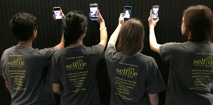 Selfies For Selfie T-Shirt Photo