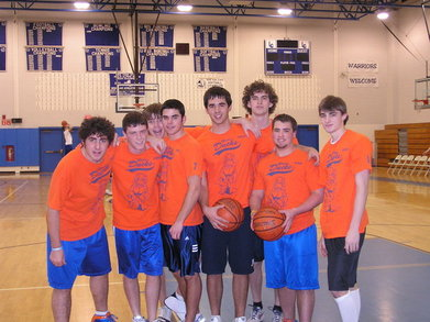 The Intramural Champions; Lake George Blue Ducks! T-Shirt Photo