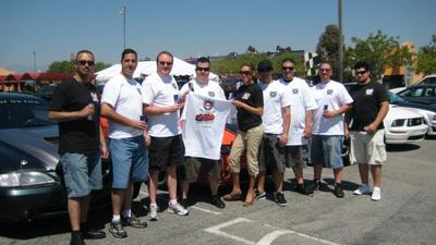 Norcalsvtoa Car Cruise To Knotts Berry Farm T-Shirt Photo