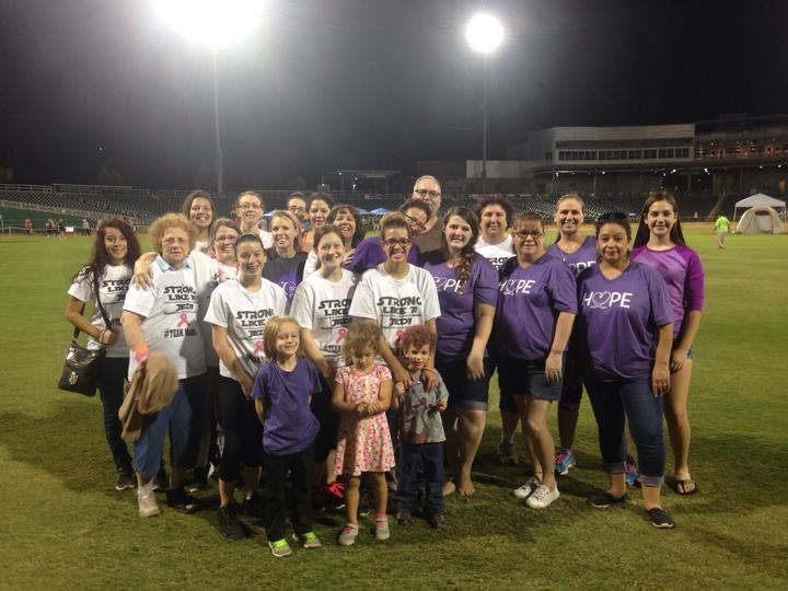 Azccc Avondale Southwest Valley Relay For Life  T-Shirt Photo