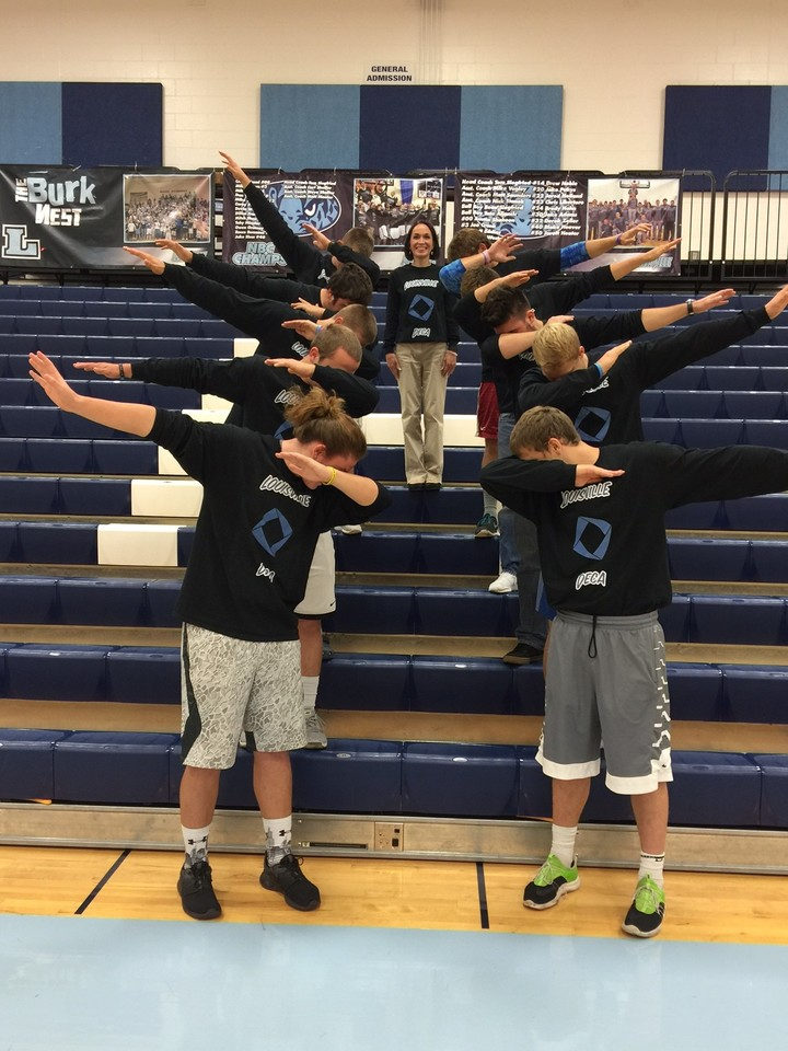 Dabbing For Deca T-Shirt Photo