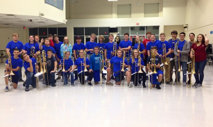 Schs Trombones! T-Shirt Photo