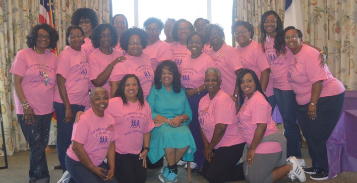 Sjbc Women's Retreat T-Shirt Photo