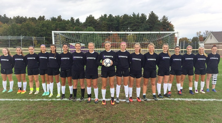 Ellington Girls Soccer T-Shirt Photo