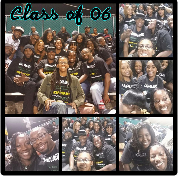 North Rowan Class Of 2006 T-Shirt Photo