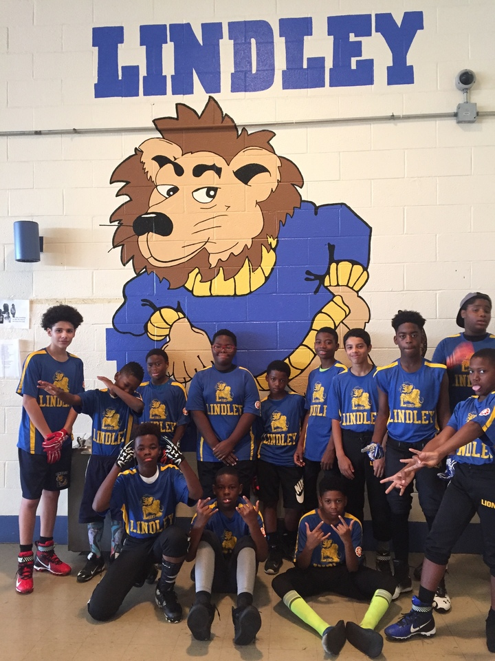 Lindley Lion Pride T-Shirt Photo