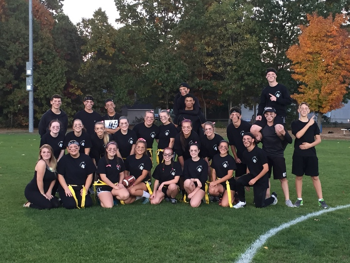 Juniors Powder Puff Team 2016 T-Shirt Photo