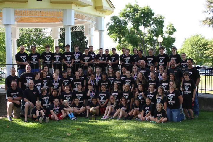 Lakeport Basketball Club T-Shirt Photo