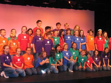 St. Ignatius Musical Theatre Camp 1   2009 T-Shirt Photo