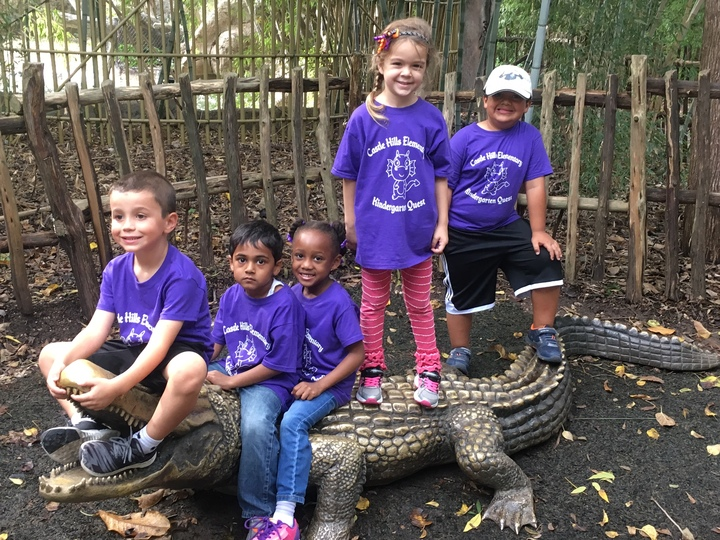 Fun At The Zoo! T-Shirt Photo