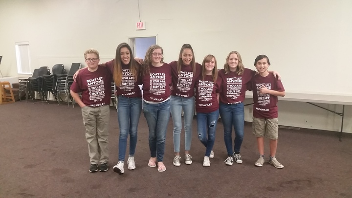 Bible Quiz Team T-Shirt Photo