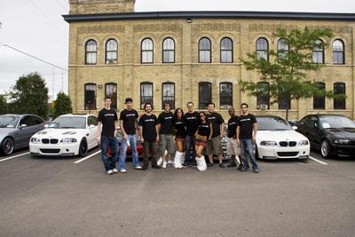 Chitown M Eurowerks 2009 T-Shirt Photo