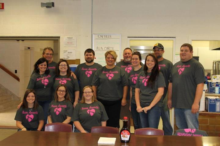 Family 1st Dental Supports Annette's Fight T-Shirt Photo