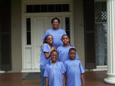 Fredrick Douglas House   Educational Tour T-Shirt Photo