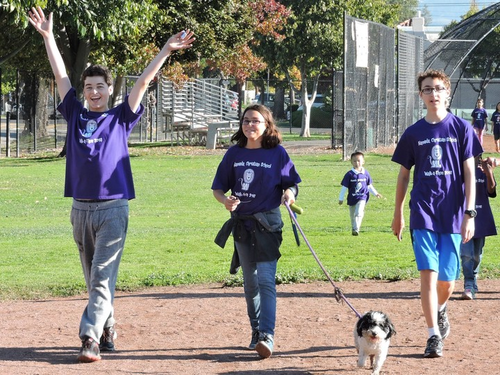 Alameda Christian School Walk A Thon 2016  T-Shirt Photo