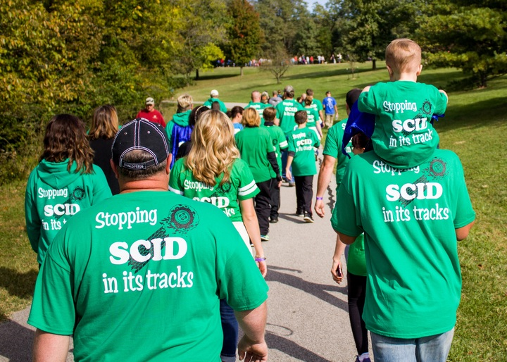 Stopping Scid In Its Tracks!  T-Shirt Photo