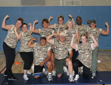 Lift4u Boot Camp T-Shirt Photo