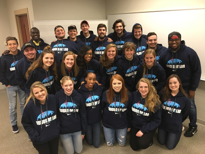 Christmas Came Early For Voices Of Lee! New Sweatshirts! T-Shirt Photo