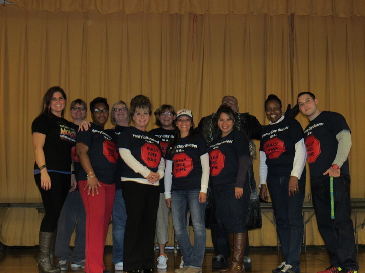 Bullying Prevention Squad T-Shirt Photo
