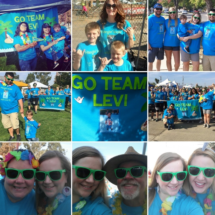 Team Levi T-Shirt Photo