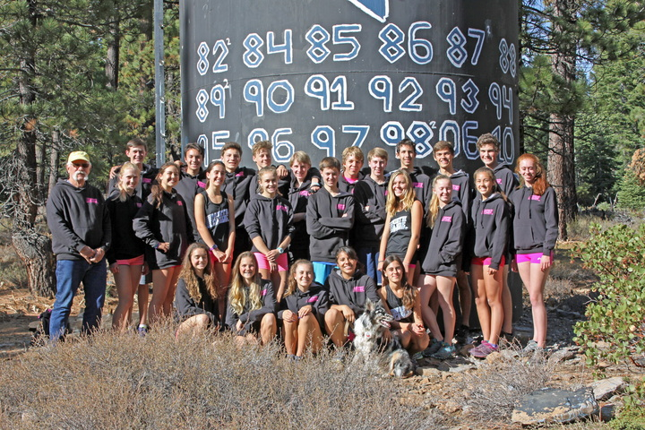 North Tahoe Cross Country State Champions T-Shirt Photo