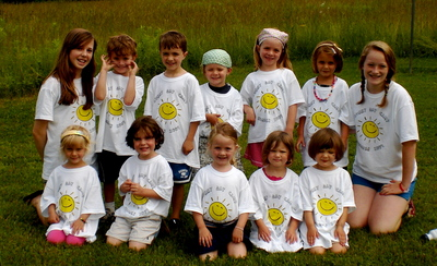 Sunny Day Camp T-Shirt Photo