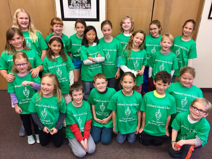 Green Team T-Shirt Photo