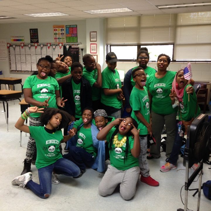 Kindezi Math Club Rocks! T-Shirt Photo