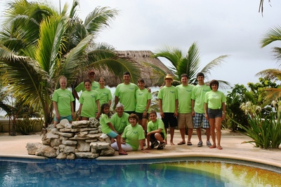 Family Vacation Mexico T-Shirt Photo