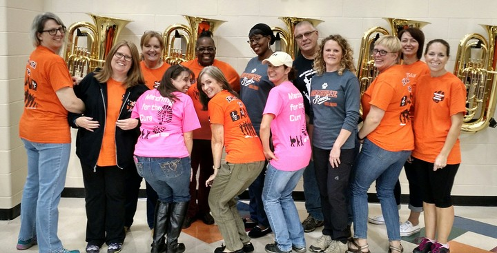 Belleville High School Band Boosters T-Shirt Photo