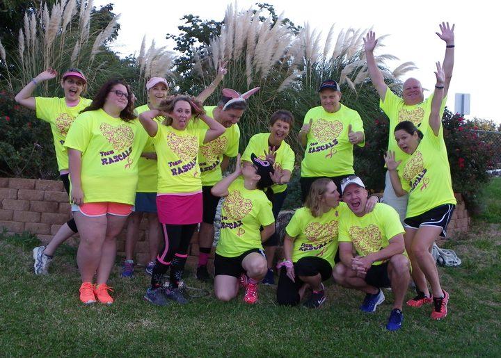 Team Rascals   Doing What We Do! T-Shirt Photo
