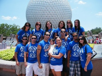 Epcot 2009 T-Shirt Photo