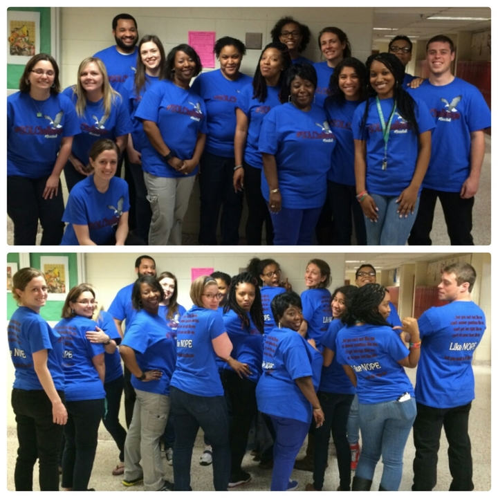 Teacher Spirit T-Shirt Photo