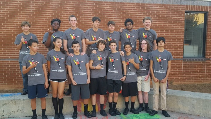 Nghs Saxophone Section 2016 T-Shirt Photo