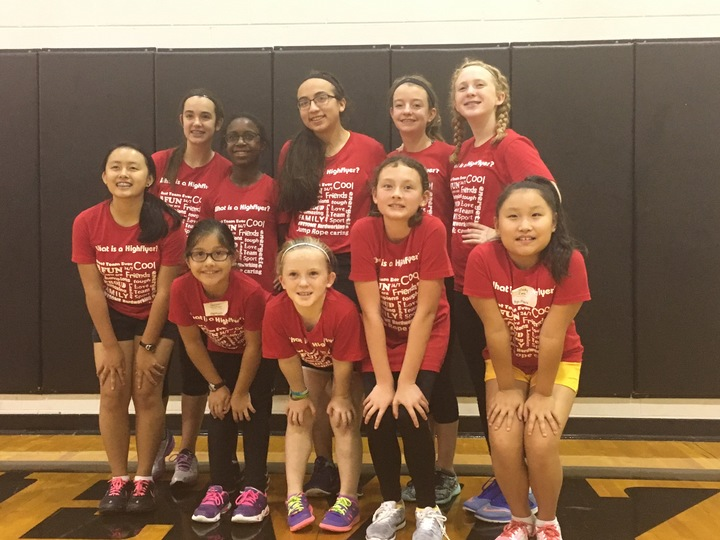 Highflyers Jump Rope Team T-Shirt Photo