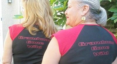 Grandmas Gone Wild T-Shirt Photo