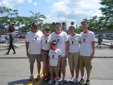 Team Tacey T-Shirt Photo