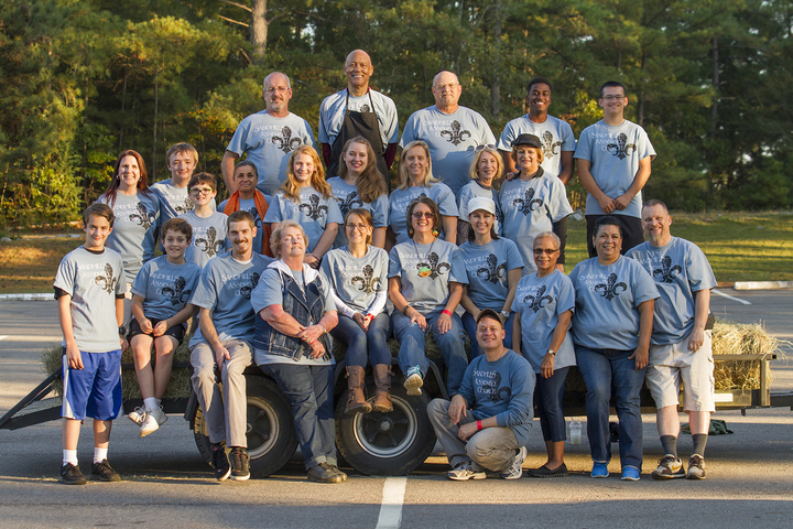 Sandhills Fall Festival Volunteers T-Shirt Photo