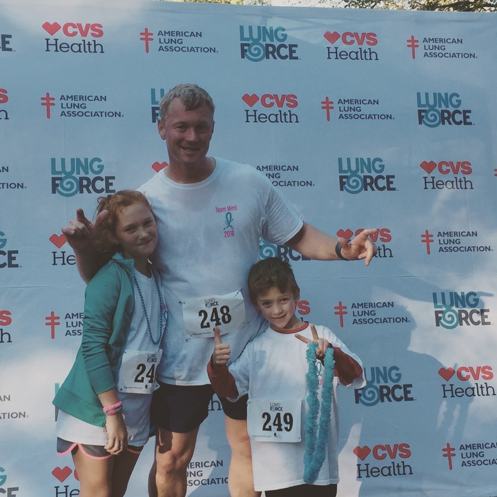 Ga Lung Force 5 K Race  T-Shirt Photo