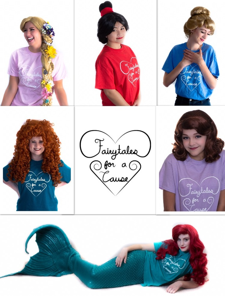 Fairytales For A Cause T-Shirt Photo