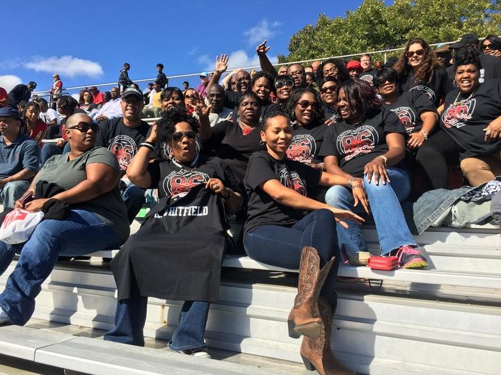 Hampton High School 30th Year Class Reunion T-Shirt Photo