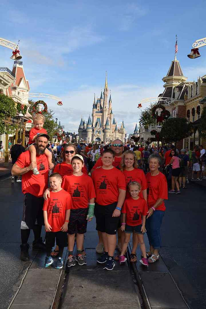 Disney 2016 T-Shirt Photo