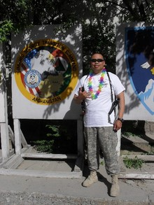 Our Very Own In Afghanistan T-Shirt Photo