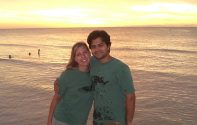 Getting Ready To Swim With The Whale Sharks In Isla Holbox! T-Shirt Photo