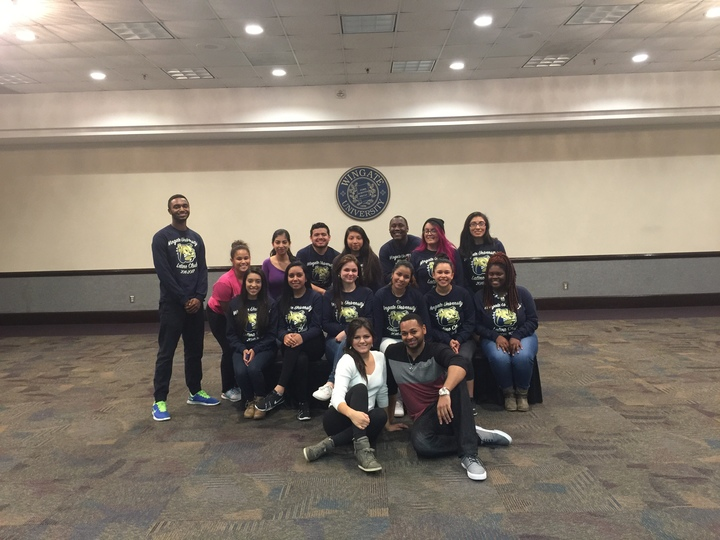 Wingate University Latino Club T-Shirt Photo