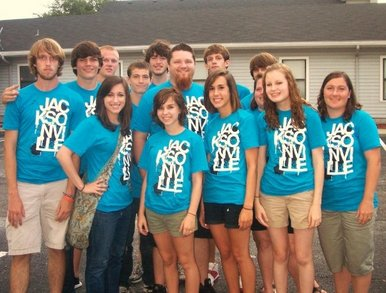 Hope Youth Jacksonville Mission Group T-Shirt Photo