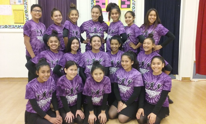 Lennox Middle School Performance Dance T-Shirt Photo